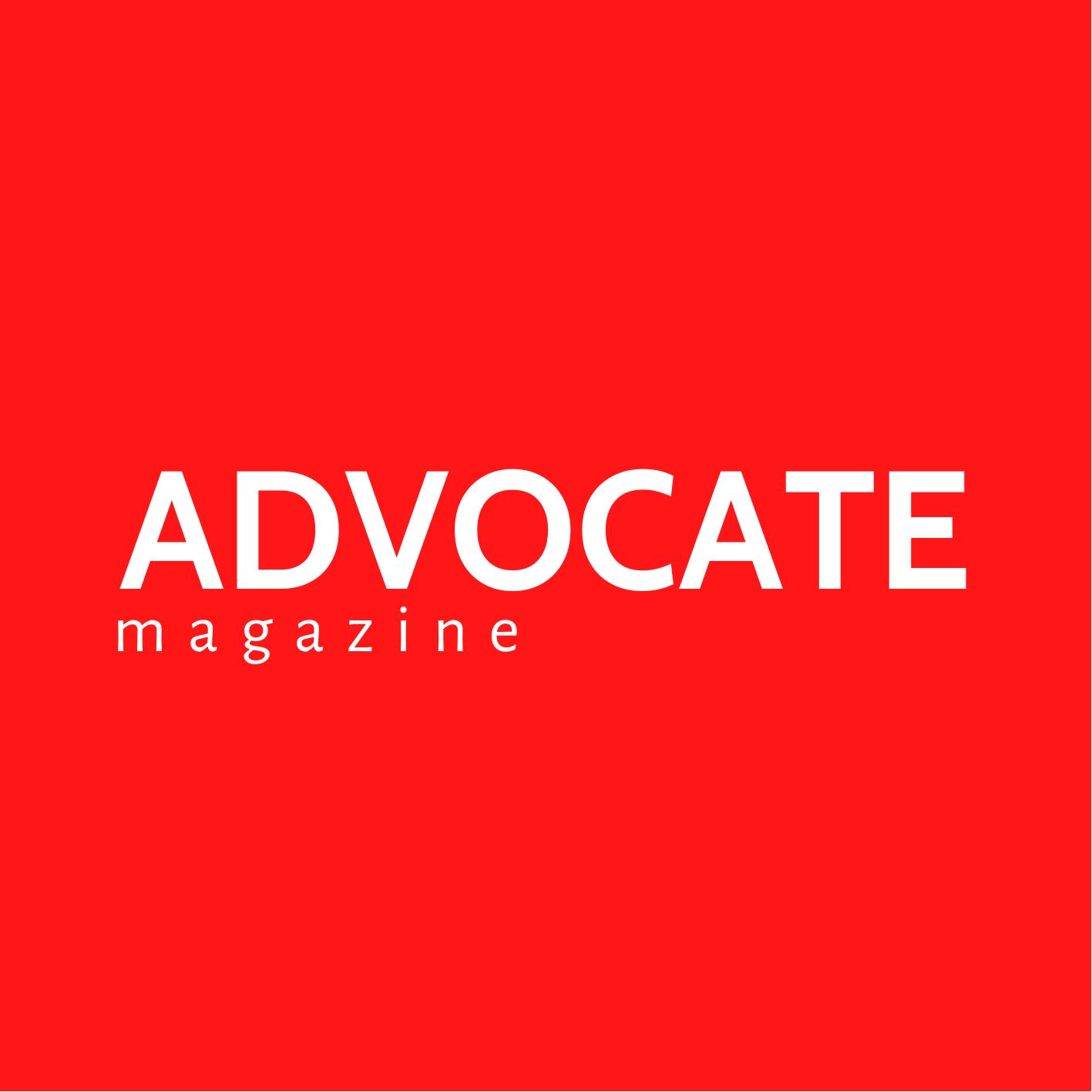 Advocate Magazine thumbnail