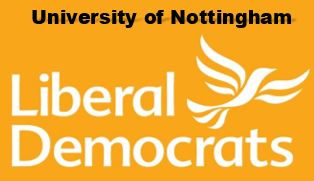 University of Nottingham Liberal Democrats thumbnail