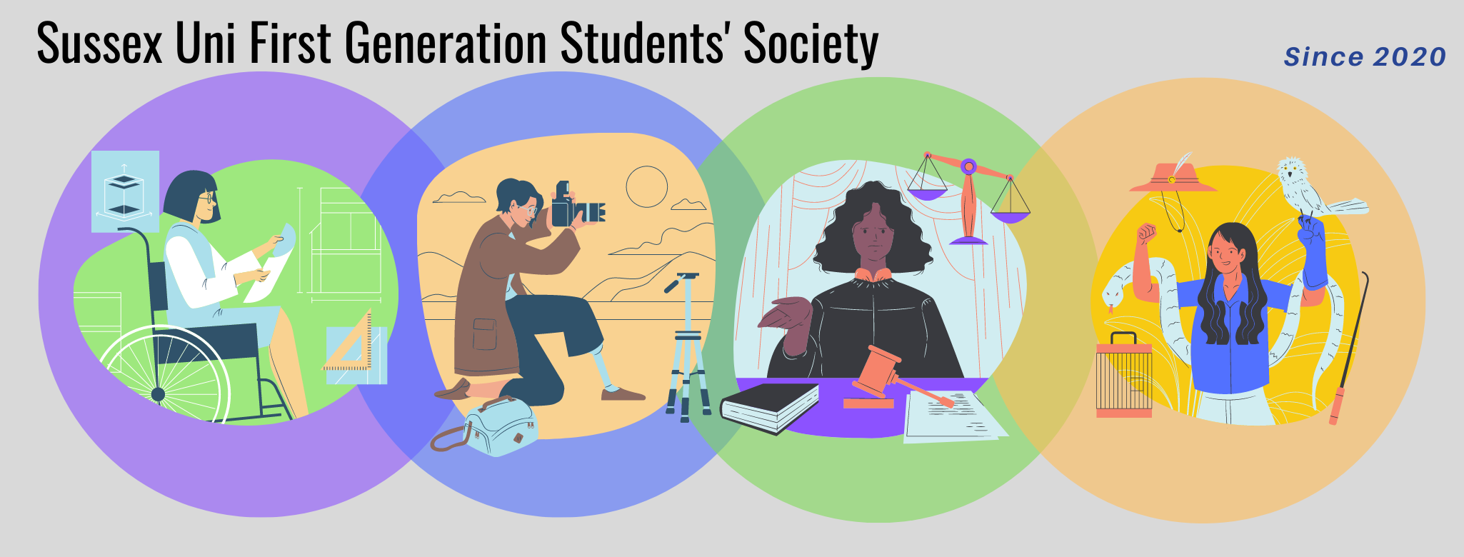 First Generation Students' Society image