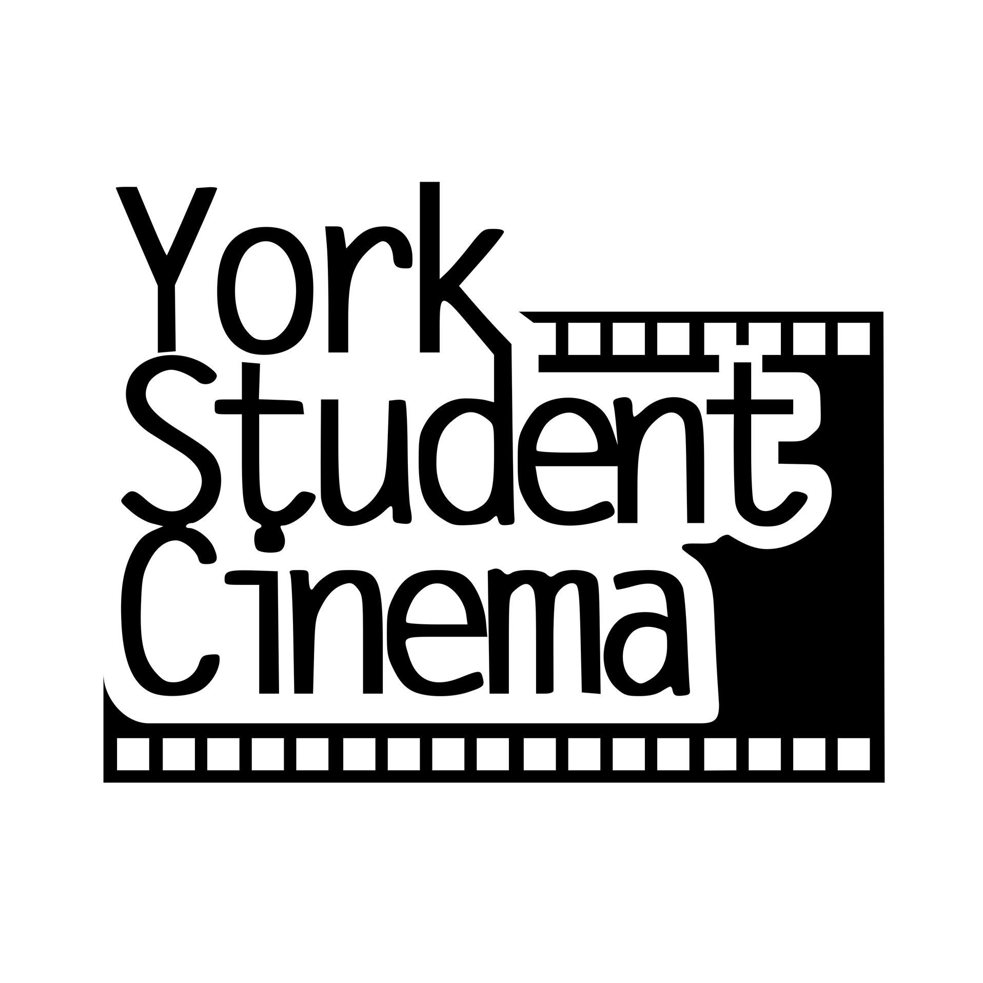 York Student Cinema (YSC) thumbnail